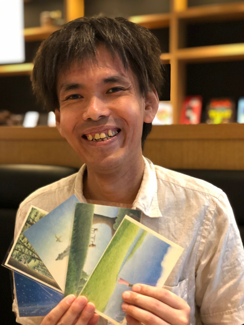 大村さんポストカード