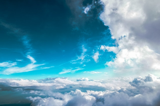 雲の向こうはいつも青空第2号のお知らせ